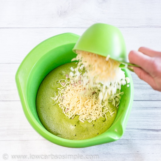 Adding Cheese   Low-Carb, So Simple