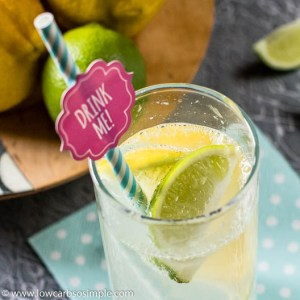 "Healthy Sugar-Free ""Sprite"" 