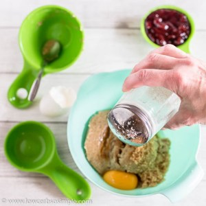 Adding Salt | Low-Carb, So Simple
