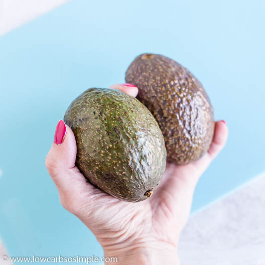Taking Two Avocados | Low-Carb, So Simple