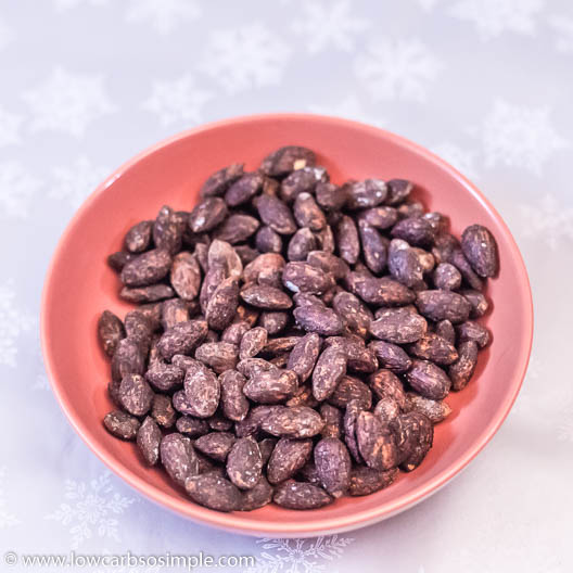 """Test I, """"Dirty"""" Almonds 