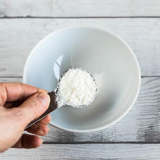 Coconut Flour | Low-Carb, So Simple