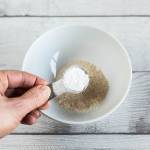Baking Powder | Low-Carb, So Simple