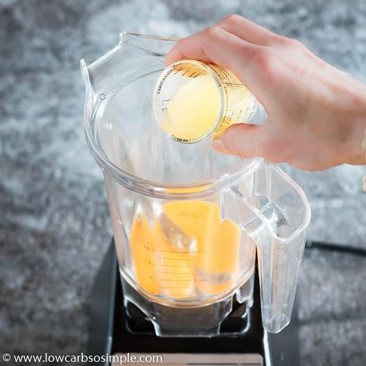 Adding Lemon Juice | Low-Carb, So Simple