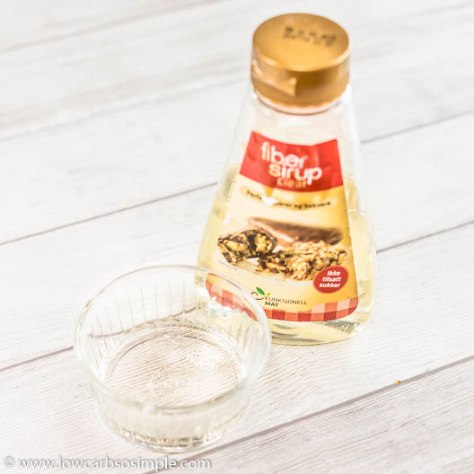 Sukrin Syrup | Low-Carb, So Simple