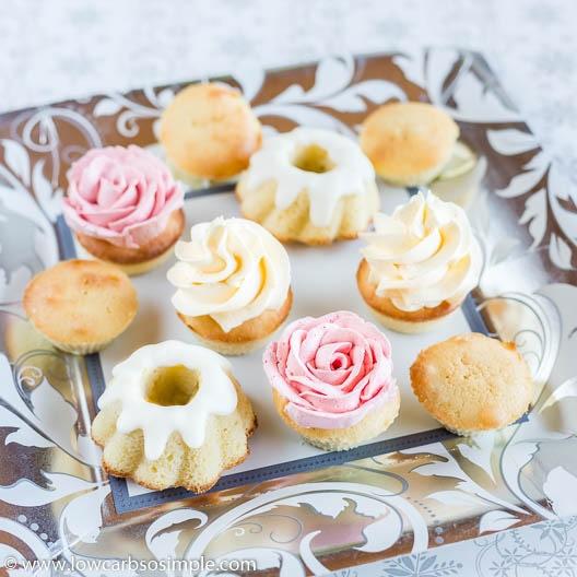 Surprisingly Succulent Vanilla Keto Muffins   Low-Carb, So Simple