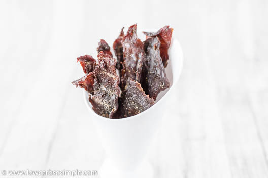 Kotitekoinen jerky | Low-Carb, So Simple