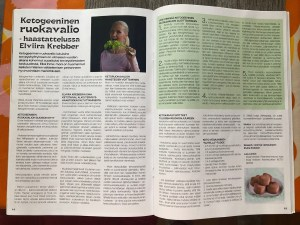 Ruohonjuuri-lehdessä