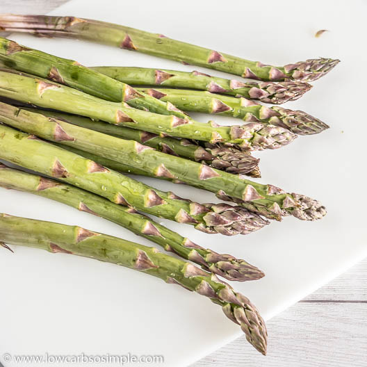 Pound of Asparagus | Low-Carb, So Simple