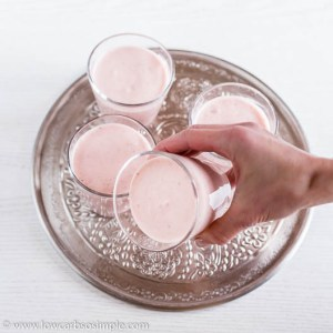 Ready Mousse   Low-Carb, So Simple