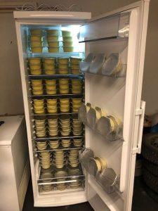 Bistro Naapurin jääkaappi täynnä keittoja