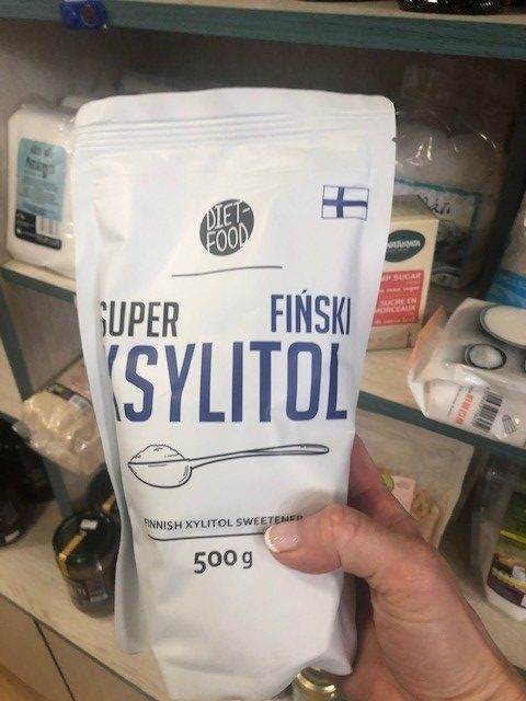 Suomalaista ksylitolia Kreikassa