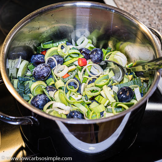 Bringing to a Boil | Low-Carb, So Simple