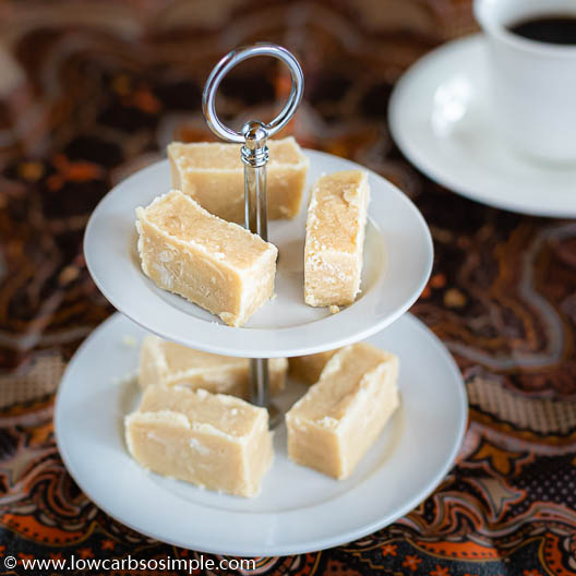 5-Ingredient Sugar-Free Keto Halva | Low-Carb, So Simple
