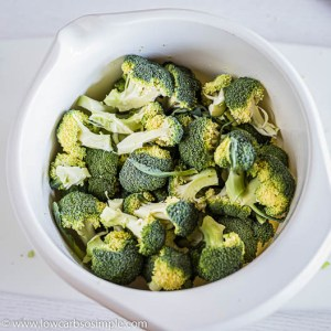 Broccoli in a Bowl | Low-Carb, So Simple