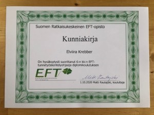EFT-todistus