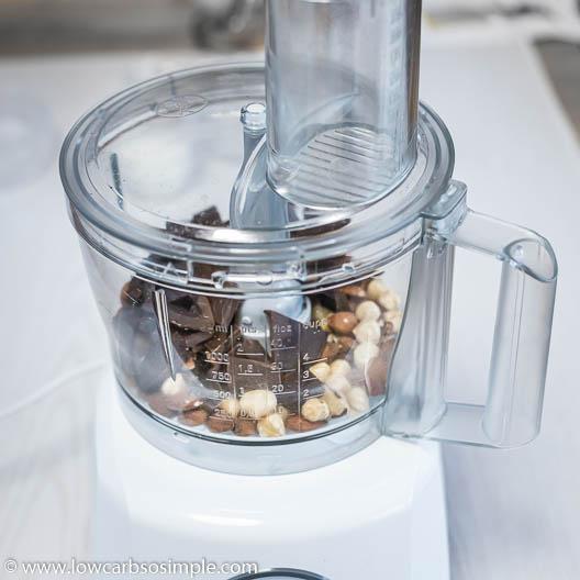 Food Processor   Low-Carb, So Simple