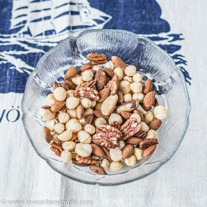 Mixed Nuts | Low-Carb, So Simple