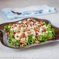 Satisfying 5-Ingredient Wintertime Salad 4 Two   Low-Carb, So Simple