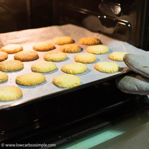 Removing from the Oven | Low-Carb, So Simple