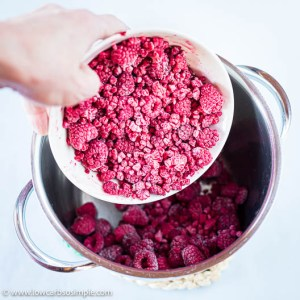 Adding Raspberries | Low-Carb, So Simple