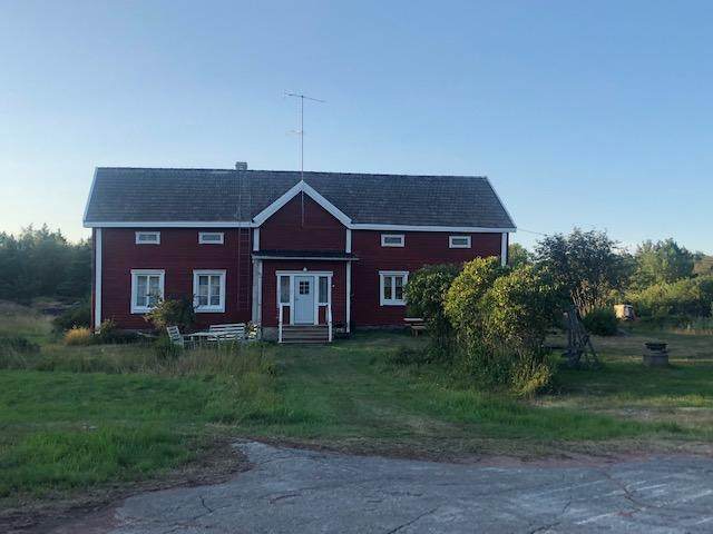Talo Ahvenanmaalla