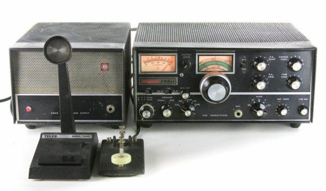 Vintage Swan 700cx Ssb