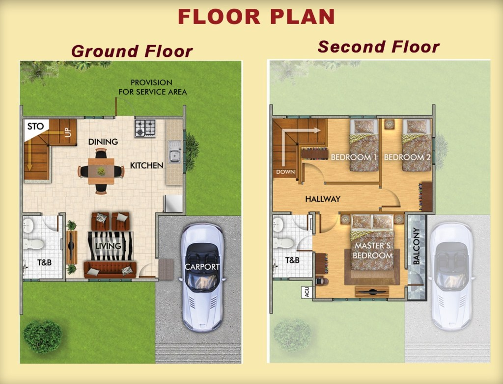 Abbie Floor Plan
