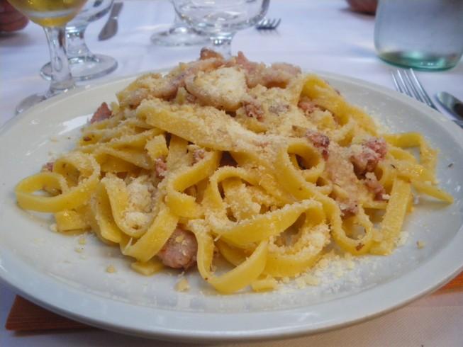 I piatti tipici della cucina Romana