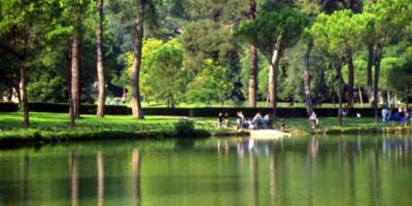 I parchi pi belli della citt di Roma