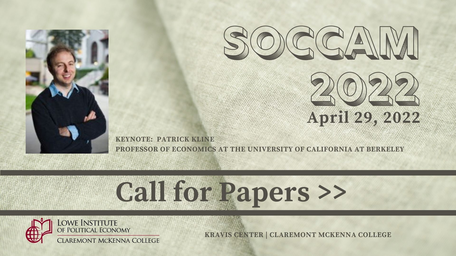SoCCAM_Call for Papers 2022