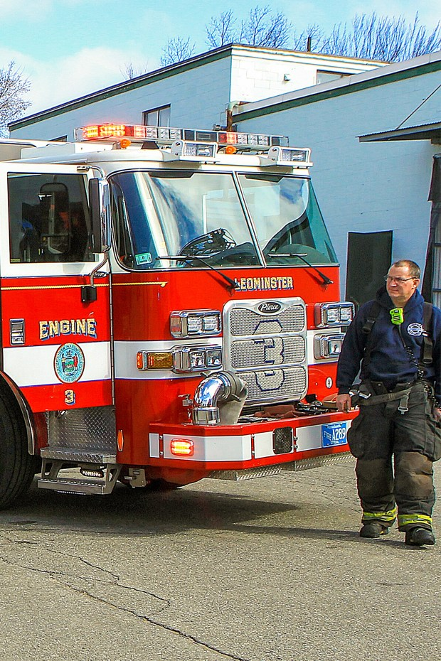 Firefighter Randy Pouliot remembered as a hard-working mentor