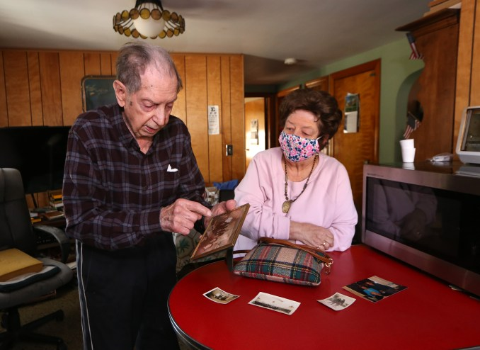 Self-sufficiency old hat for this Lowell resident who turns 105 today