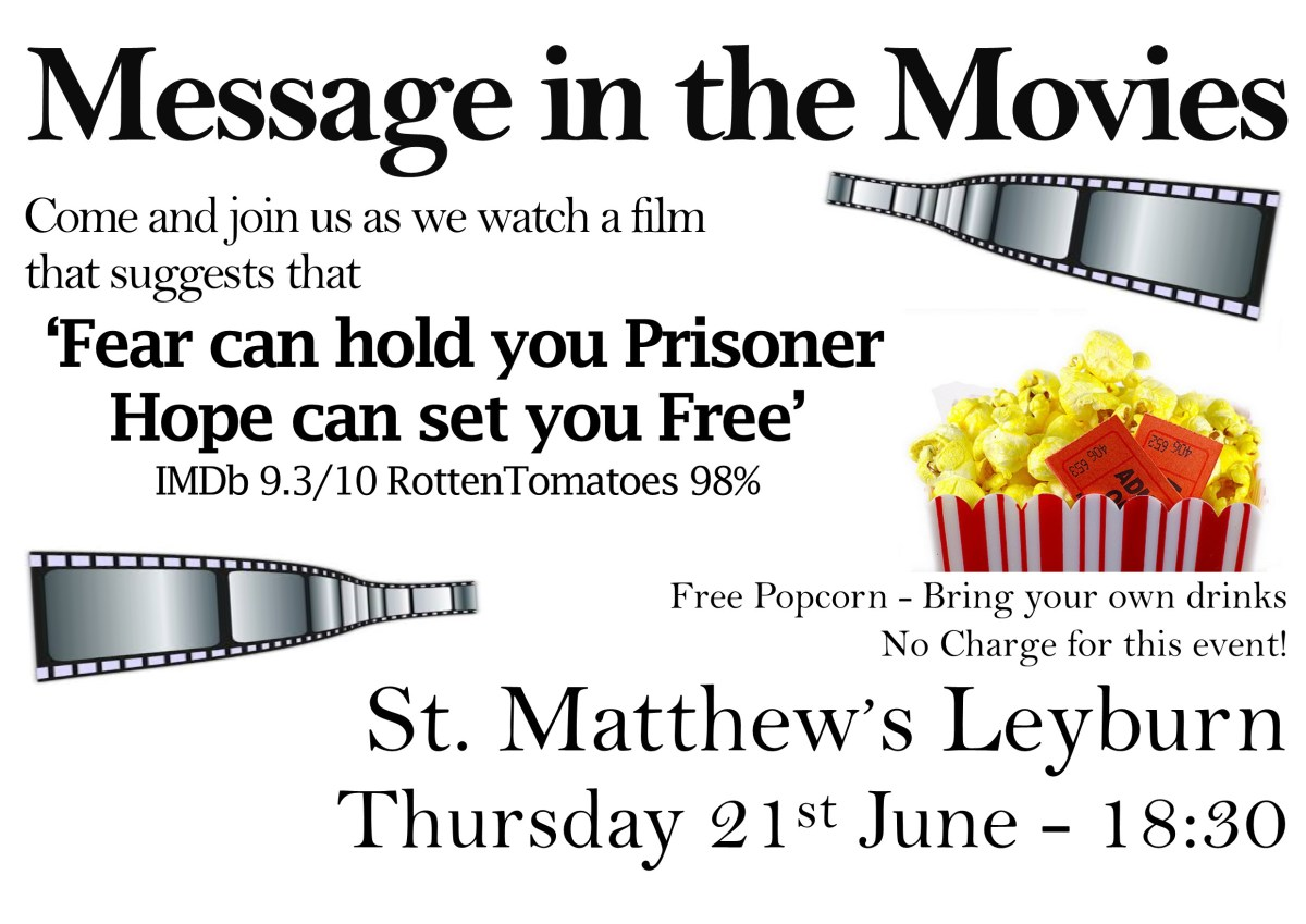 Message in the Movies – Benefice of Lower Wensleydale