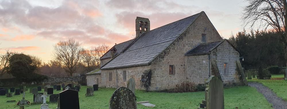 St Andrews Finghall