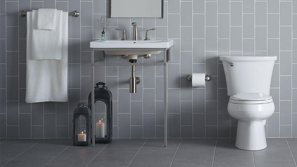 How To Plumb A Basement Bathroom Lowe S Canada