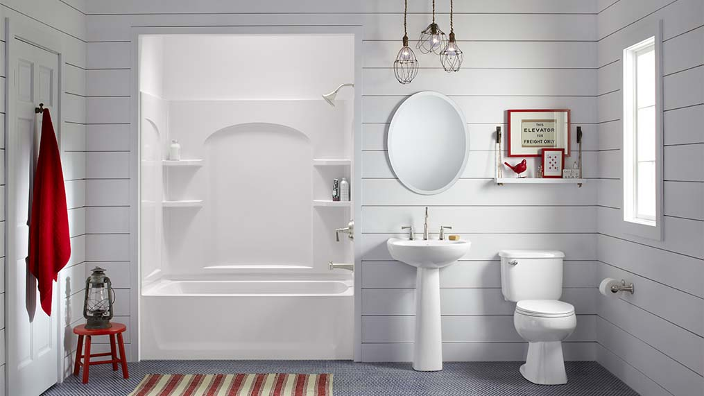 10 Budget Friendly Bathroom Makeover Ideas Lowe S Canada