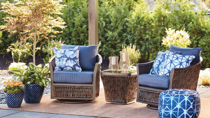 new patio trends to try this summer