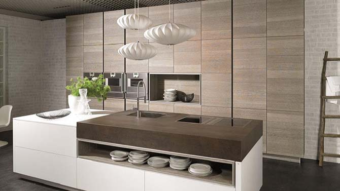 7 Stylish Kitchen Cabinet Design Ideas And Layouts Lowe S Canada Lowe S Canada