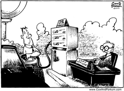 Lowest Gas Station Prices: cartoon gas pains03