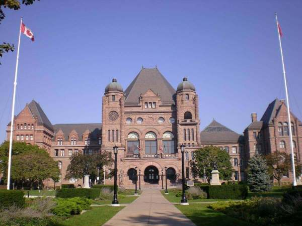 Ontario Budget Today Election