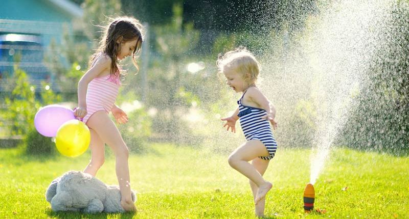 How to Make a Water Smart Lawn to Save Water in a Drought