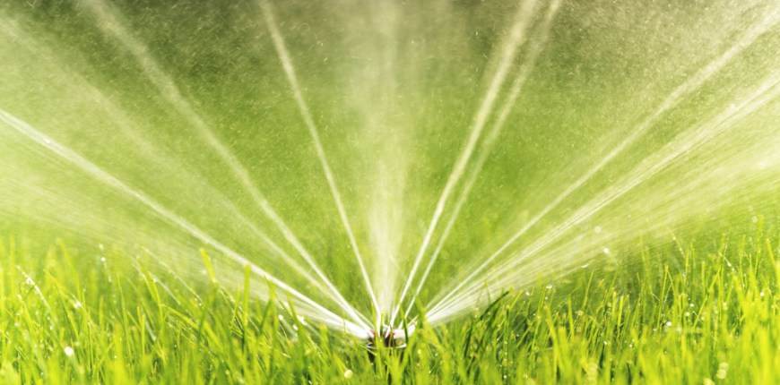 Low Flow Sprinklers and How They Save you Water