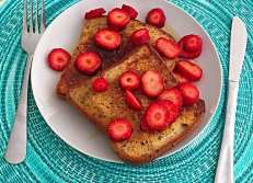 Low FODMAP French Toasts