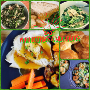 #025 Special Holidays & Christmas Low FODMAP Main Courses And Side Dishes