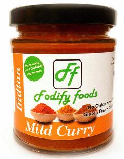 Fodify Curry Sauce