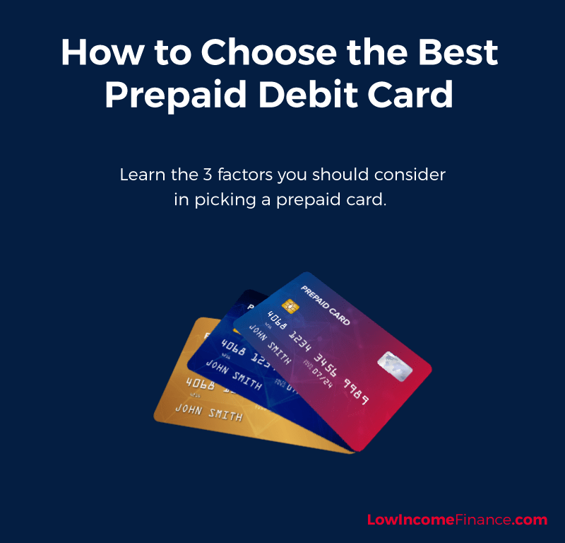 """How to Choose the Best Prepaid Debit Card"""