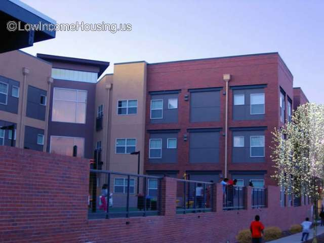 Aurora CO Low Income Housing and Apartments