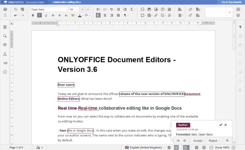 OnlyOffice