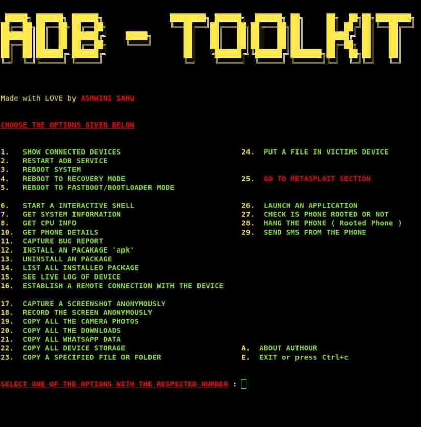 ADB-Toolkit